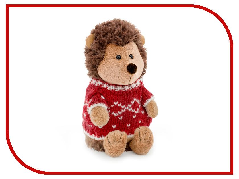 Новогодний сувенир Orange Toys Ёжик Колюнчик в свитере 20cm OS606/20