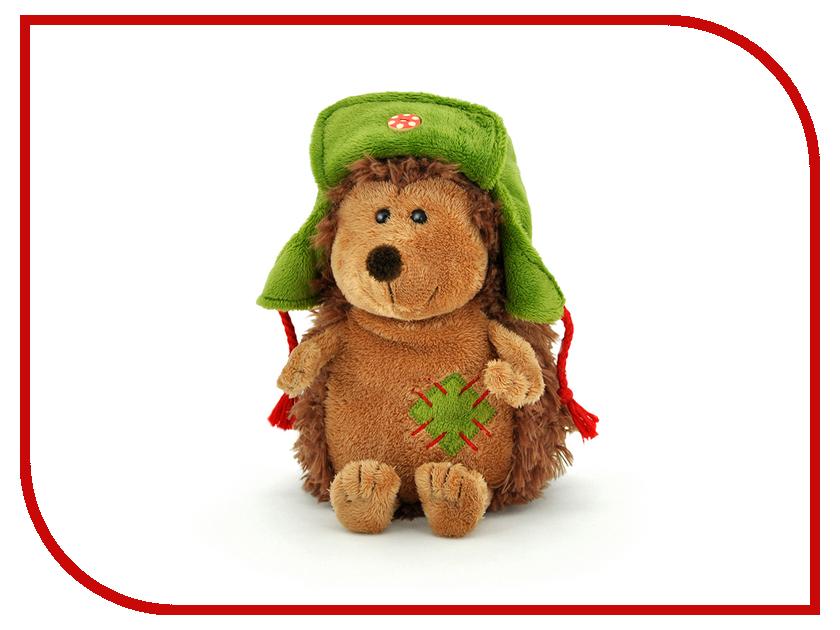 Новогодний сувенир Orange Toys Ёжик Колюнчик в ушанке 20cm OS079/20