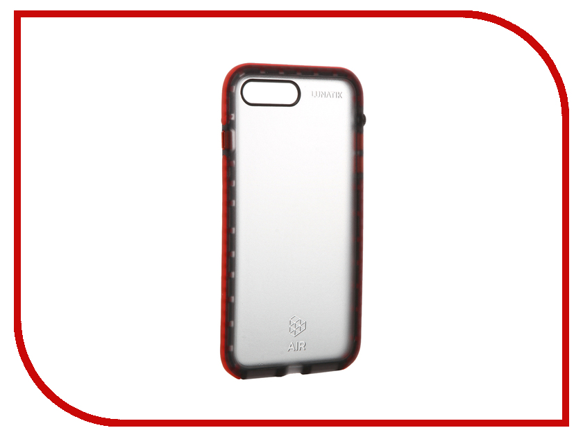 Аксессуар Чехол LunaTik AIR-360 Volcanic Lava для iPhone 7 Plus