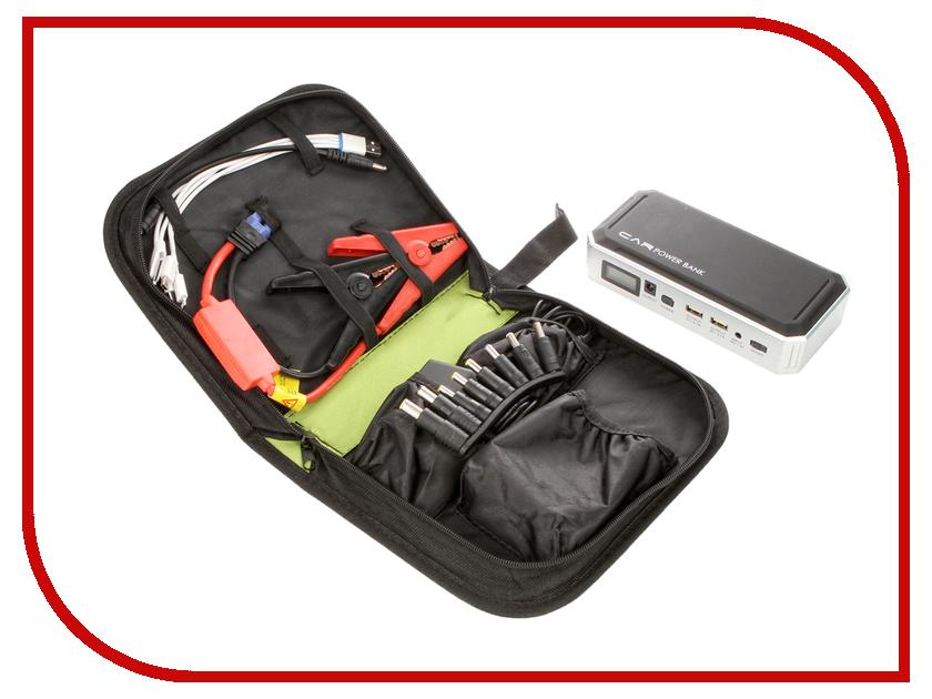 Зарядное устройство для автомобильных аккумуляторов HOUDE 1800 mAh YJ007 Black<br>