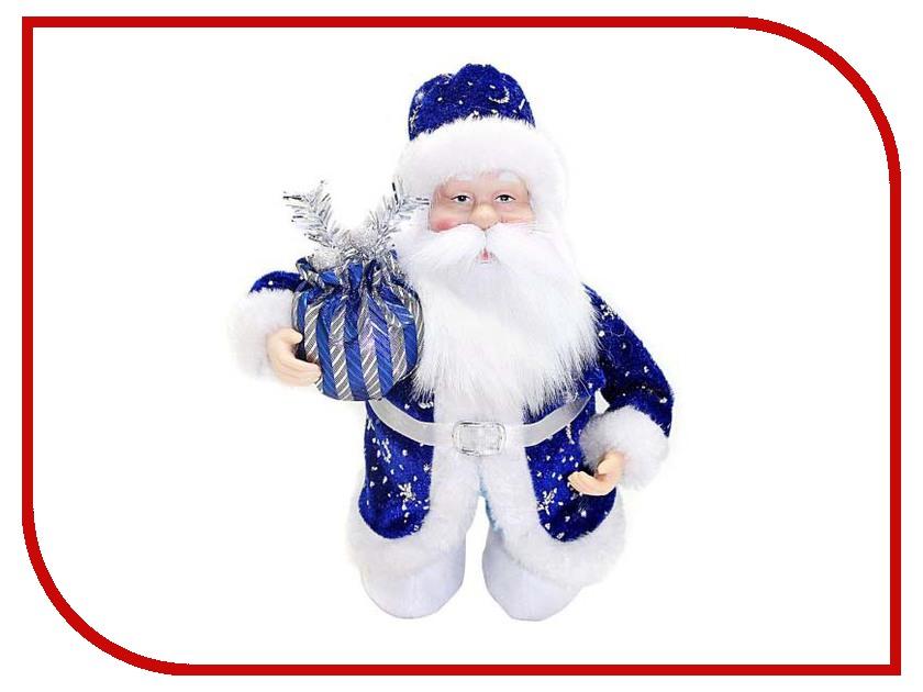 Игрушка Новогодняя Сказка Дед Мороз 20cm Blue 972427