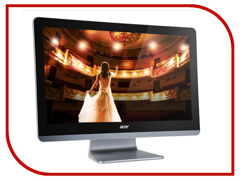 Моноблок Acer Aspire Z3-705 DQ.B2FER.003 Black Intel Pentium 3805U 1.9 GHz/4096Mb/1Tb/Intel HD Graphics/DVD-RW/Gigabit Ethernet/Wi-Fi/Bluetooth/21.5/1920x1080/DOS