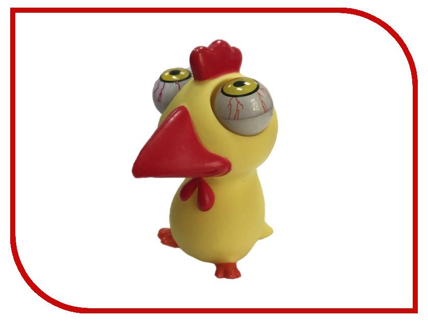 Игрушка антистресс Foshan! Лупоглазы Цыпленок Yellow малышарики развивающая игрушка питомец цыпленок