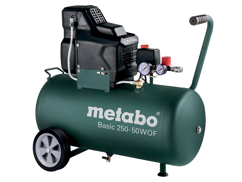 Компрессор Metabo Basic 250-50 W OF 601535000