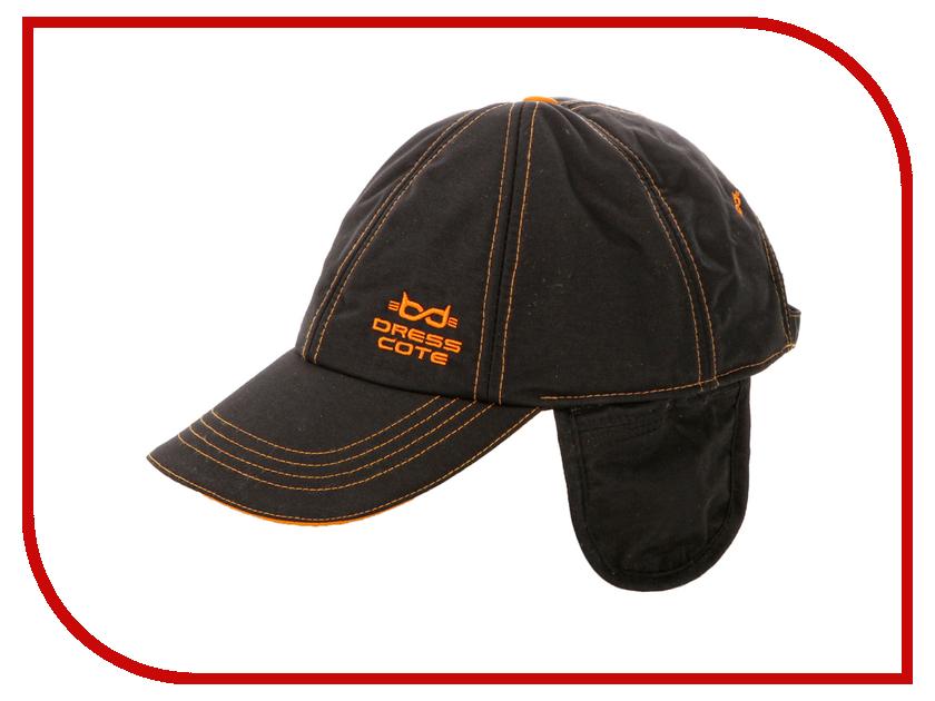 Гарнитура DressCote Hatsonic Headsed Cap Black 1-8-022<br>