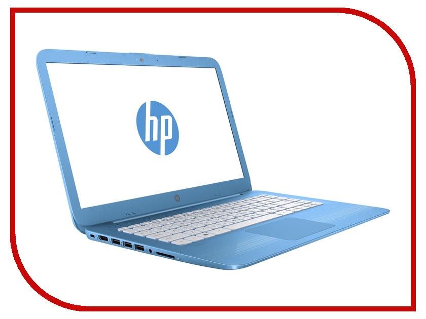 Ноутбук HP Stream 14-ax004ur Y7X27EA (Intel Celeron N3050 1.6 GHz/4096Mb/32Gb/Wi-Fi/Bluetooth/Cam/14/1366x768/Windows 10 64-bit)