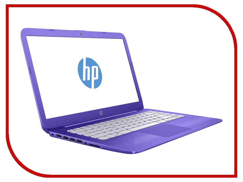 Ноутбук HP Stream 14-ax005ur Y7X28EA Intel Celeron N3050 1.6 GHz/4096Mb/32Gb SSD/Wi-Fi/Bluetooth/Cam/14/1366x768/Windows 10 64-bit<br>