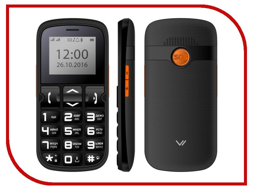 Сотовый телефон Vertex C306 Black