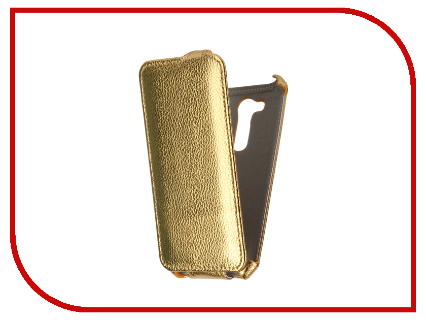 Аксессуар Чехол ASUS Zenfone Go ZB450KL Zibelino Classico Gold ZCL-ASU-ZB450KL-GLD<br>