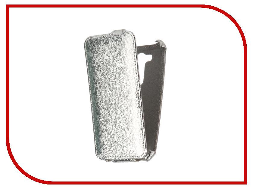 Аксессуар Чехол ASUS Zenfone Go ZB450KL Zibelino Classico Silver ZCL-ASU-ZB450KL-SLV<br>