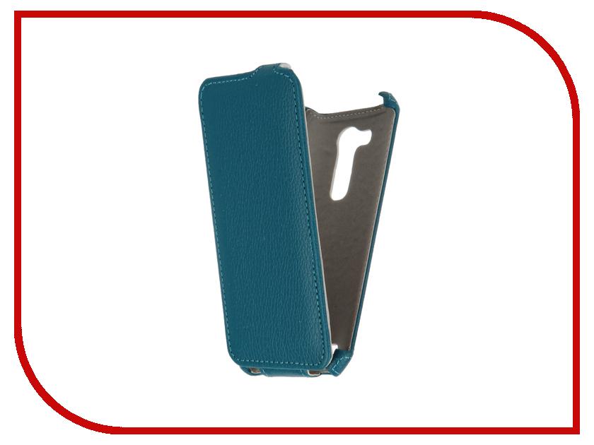 Аксессуар Чехол ASUS Zenfone Go ZB450KL Zibelino Classico Turquoise ZCL-ASU-ZB450KL-TQS<br>
