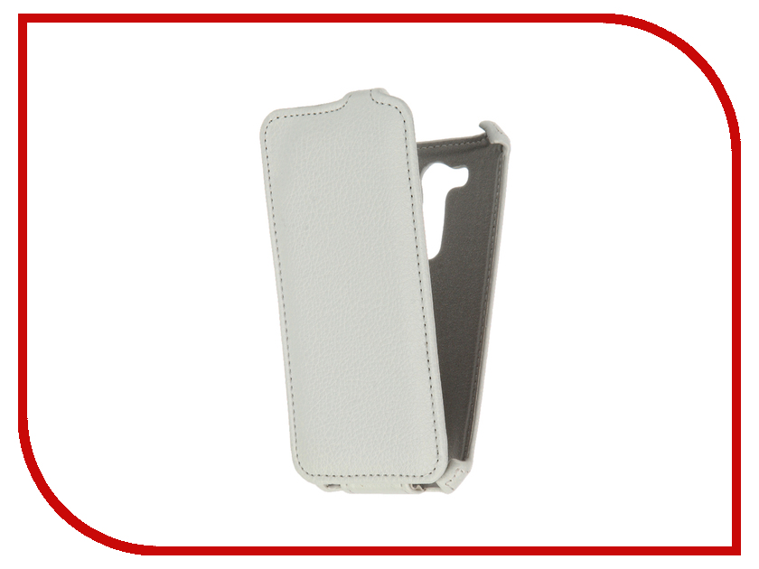 Аксессуар Чехол ASUS Zenfone Go ZB450KL Zibelino Classico White ZCL-ASU-ZB450KL-WHT<br>