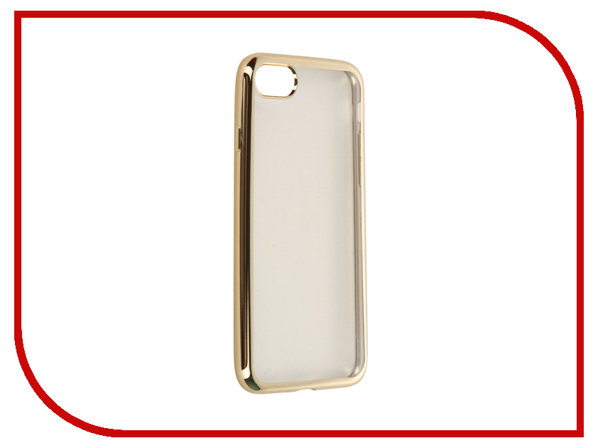 Аксессуар Чехол Zibelino Ultra Thin Case для APPLE iPhone 7 Gold ZUTC-IPH-7-GLD-BMP<br>