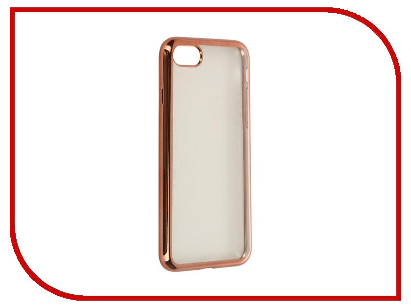 Аксессуар Чехол Zibelino Ultra Thin Case для APPLE iPhone 7 Pink ZUTC-IPH-7-PNK-BMP<br>