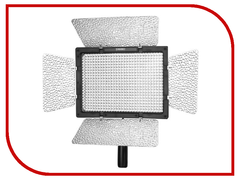 Накамерный свет YongNuo LED YN600L II 5500k new yongnuo yn760 led studio light lamp with 5500k color temperature and adjustable brightness for the camera camcorder