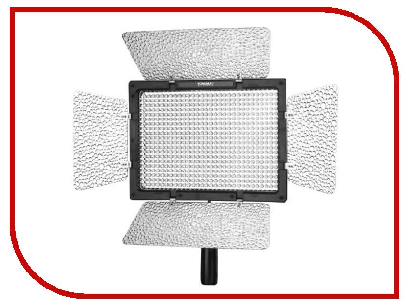 Накамерный свет YongNuo LED YN600L II 5500k накамерный свет yongnuo led yn 160 iii 3200 5500k