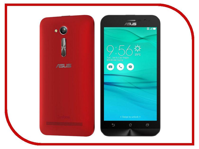 Сотовый телефон ASUS ZenFone Go ZB500KL Red<br>