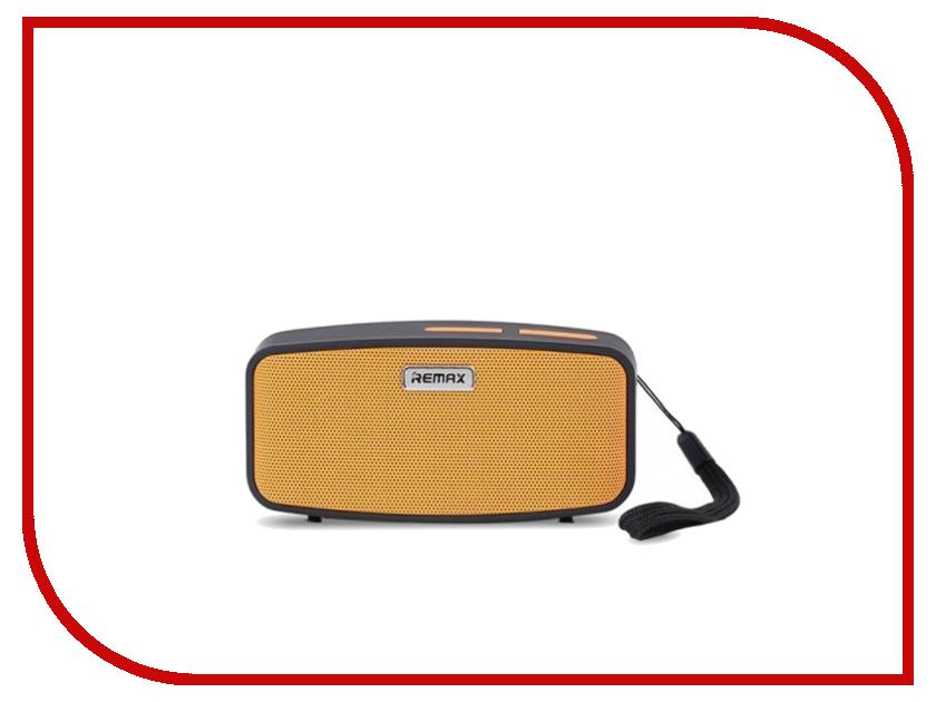 Колонка Remax RM-M1 Orange 09116