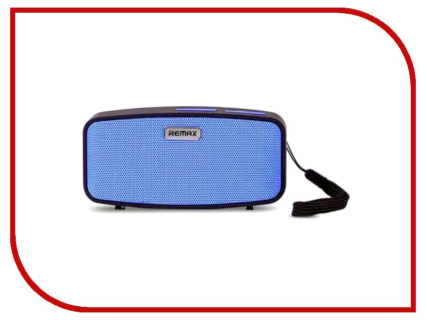 Колонка Remax RM-M1 Blue 09115 держатель remax rm c10 white turquose
