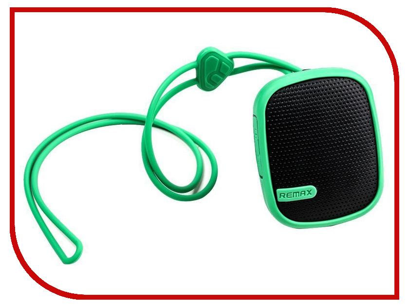 Колонка Remax RB-X2mini Green 09011<br>