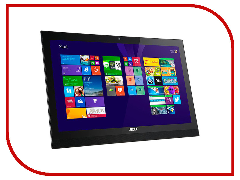 Моноблок Acer Aspire Z1-623 DQ.B3KER.009 Intel Core i3-5005U 2.0 GHz/4096Mb/1000Gb/DVD-RW/Intel HD Graphics/Wi-Fi/Bluetooth/21.5/1920x1080/Windows