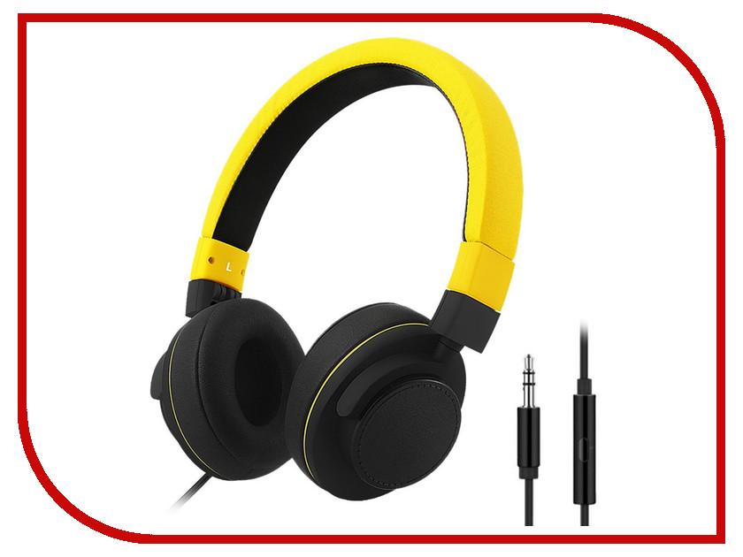 Гарнитура Gorsun GS-788 Yellow 08699<br>