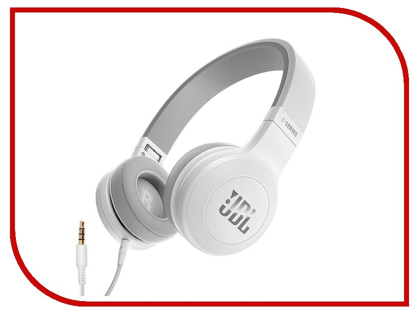 Гарнитура JBL E35 White JBLE35WHT<br>