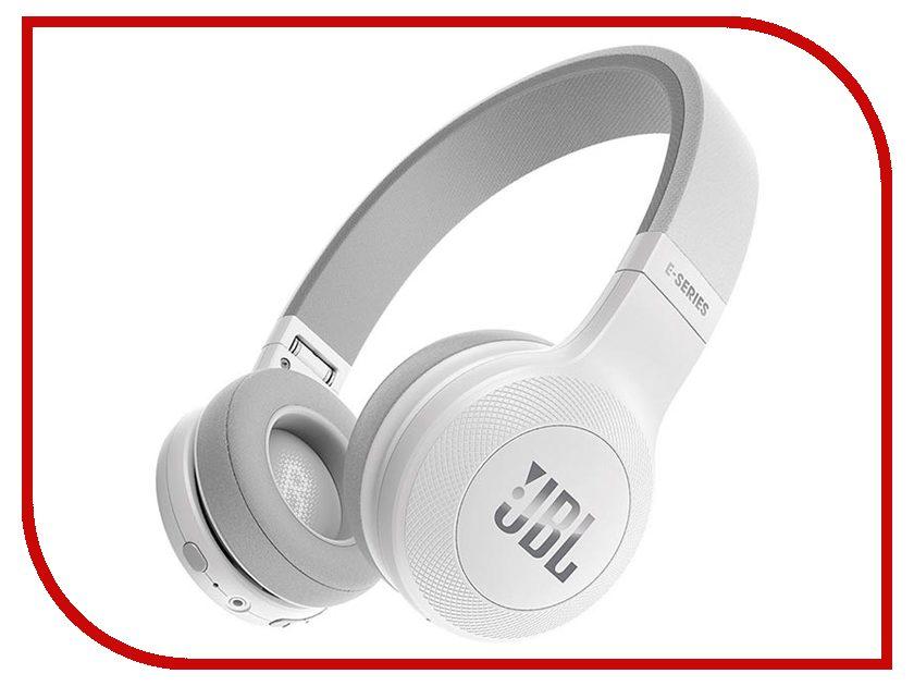 все цены на JBL E45BT White JBLE45BTWHT онлайн