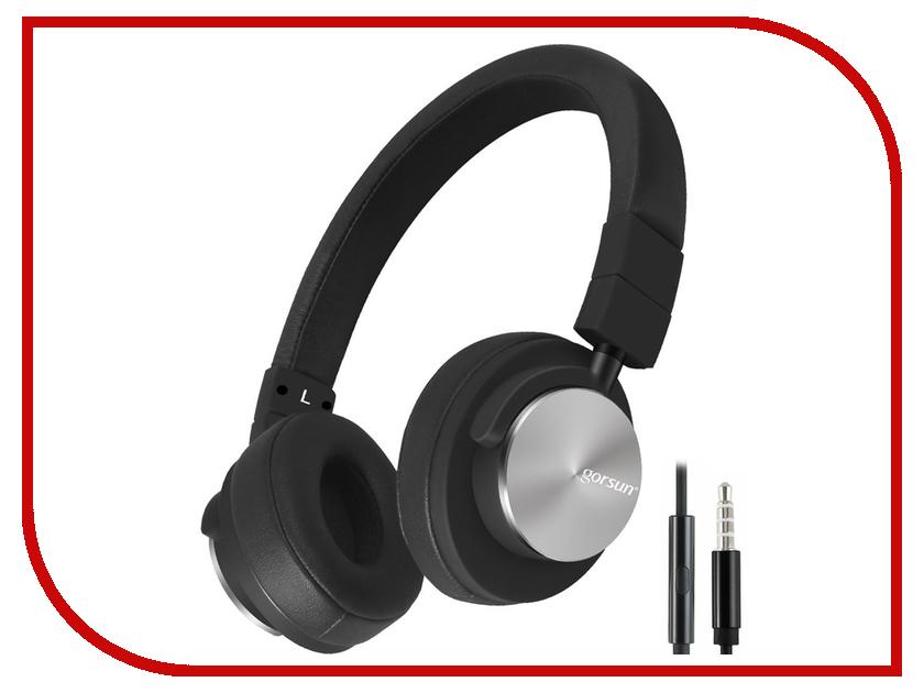 купить Гарнитура Gorsun GS-781 Black 08694 онлайн
