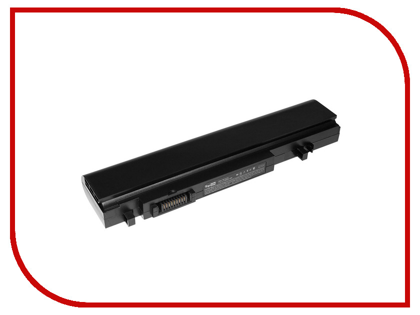 Аккумулятор TopON TOP-DL1640 11.1V 4400mAh для Dell Studio XPS 16/Dell Studio XPS 1640 Series аккумулятор topon top k53 для 10 8v 4400mah pn a32 k53 a42 k53 a43ei241sv sl