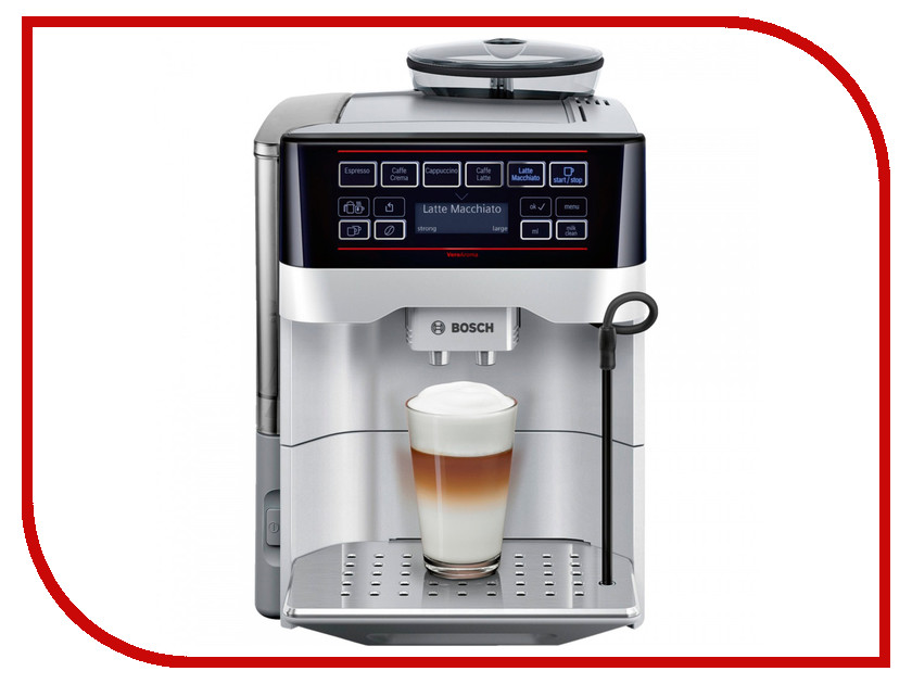 Кофемашина Bosch TES 60321 RW кофемашина bosch tes 80721rw