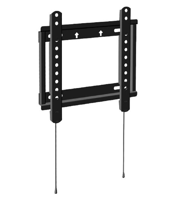 Кронштейн Trone Frame 10 (до 25кг) Black