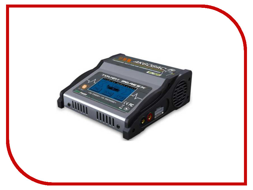 Зарядное устройство EV-Peak AK608AC Touch EV-F1126