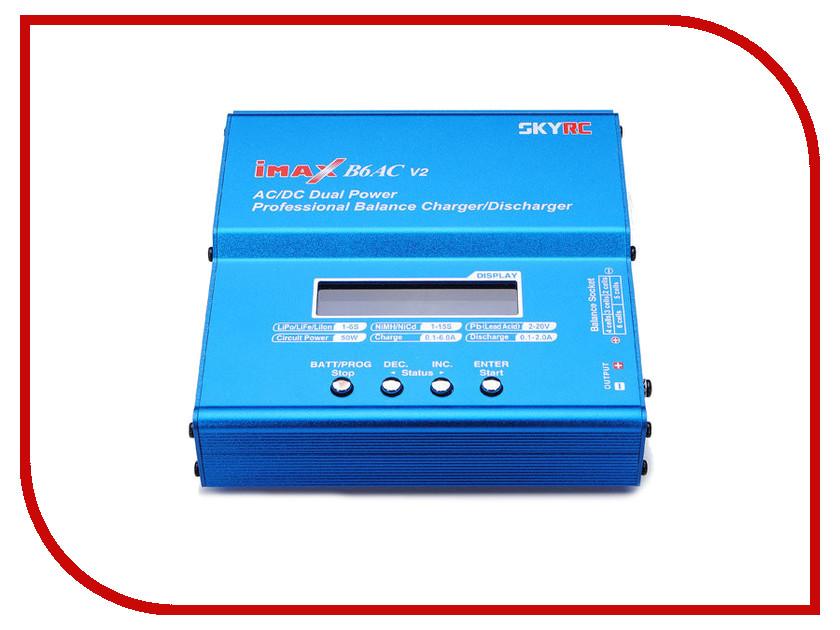 Зарядное устройство SkyRC IMAX B6AC V2SK-100008-11 рулетка vira 100008
