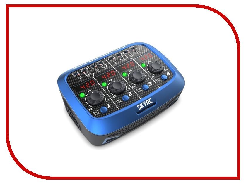 Зарядное устройство SkyRC Quattro MicroSK-100079-02