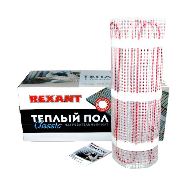 Теплый пол Rexant Classic RNX-11.0-1650 51-0520-2 теплый пол rexant rnb 15 170 170w 51 0501 3