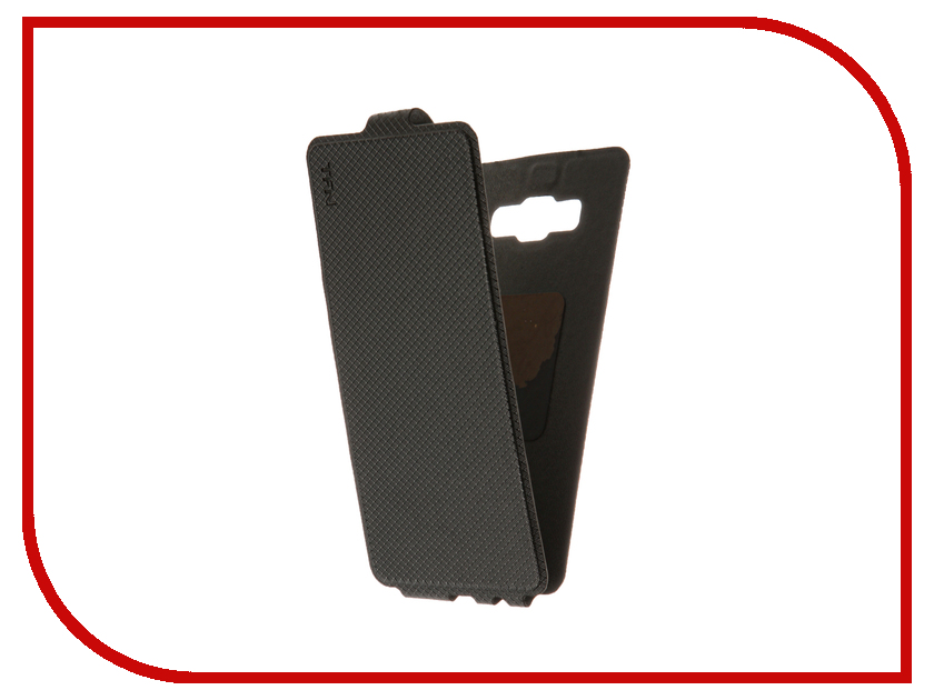 Аксессуар Чехол Samsung SM-J510 Galaxy J5 2016 TFN FlipTop Black TFN-FC-05-013PUBK2<br>