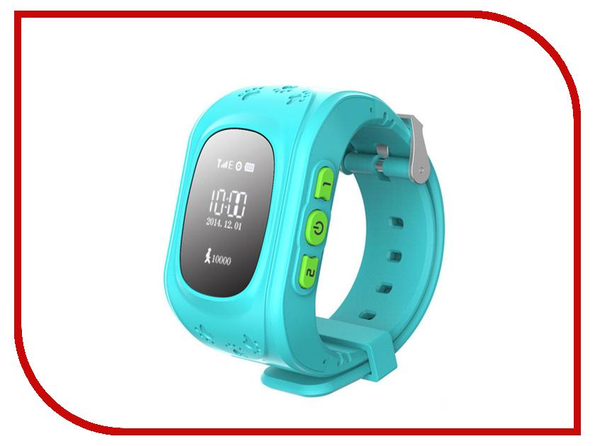 Умные часы Wokka Watch Q50 Blue