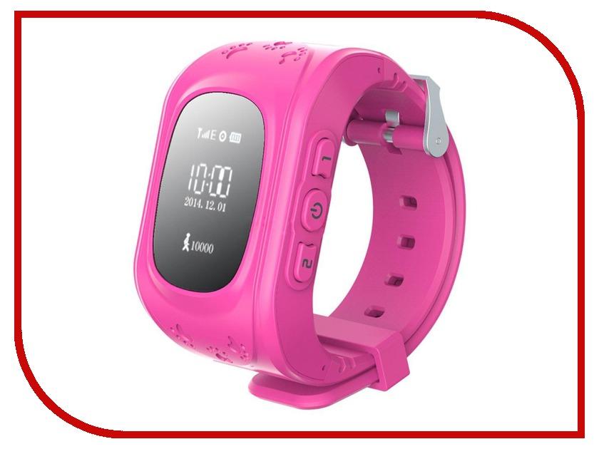 Умные часы Wokka Watch Q50 Pink