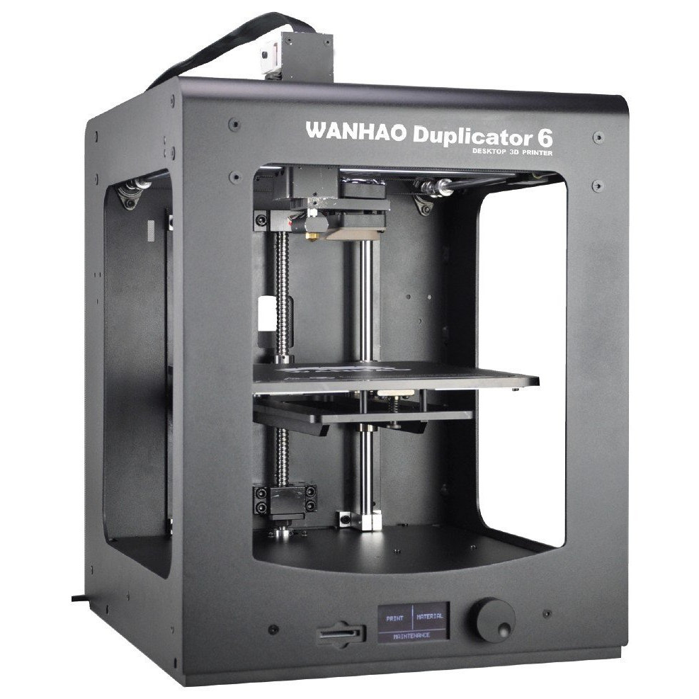 3D принтер Wanhao Duplicator 6 Plus multi frequency 280mhz 868mhz universal rolling code remote control duplicator