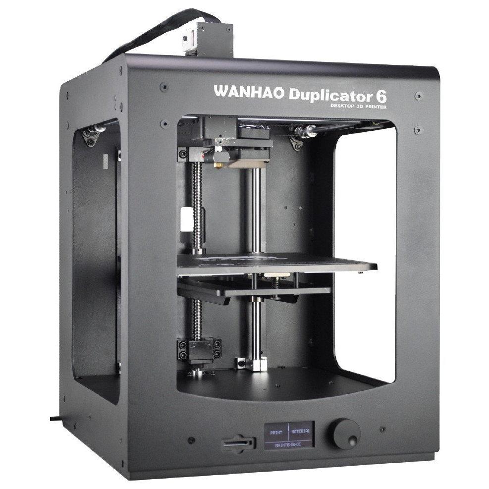 3D принтер Wanhao Duplicator 6 Plus wanhao duplicator i3 plus 3d принтер