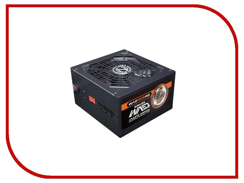 Блок питания Zalman ZM600-GVM 600W zalman ms800 plus