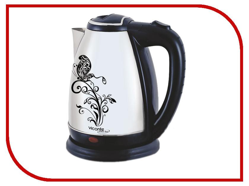 Чайник Viconte VC-3259 Black чайник viconte vc 3264