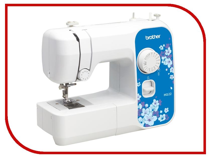 Швейная машинка Brother HQ22 швейная машинка avex hq 883