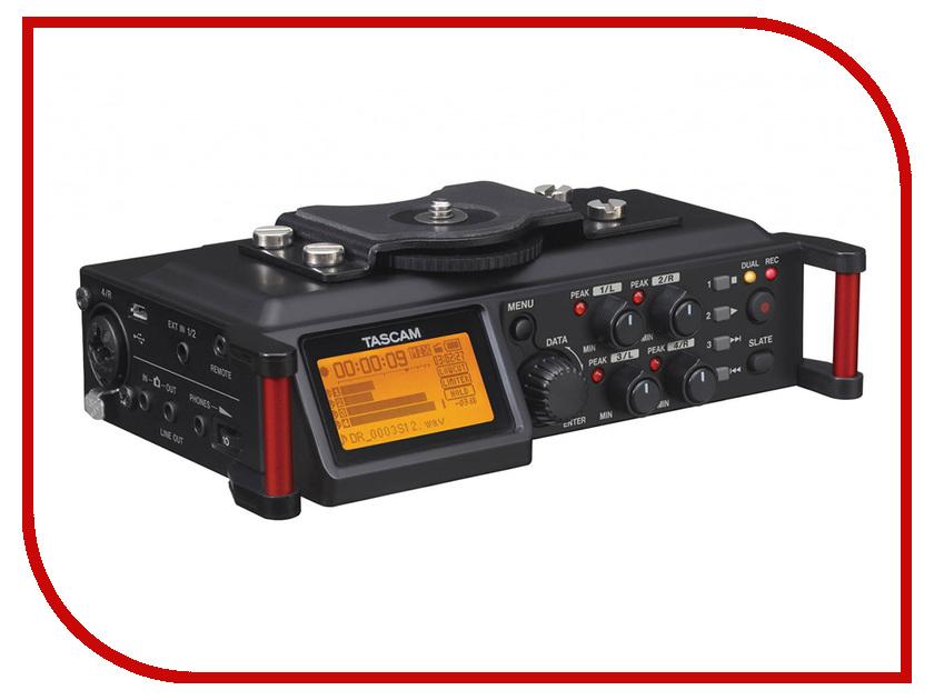 Диктофон Tascam DR-70D