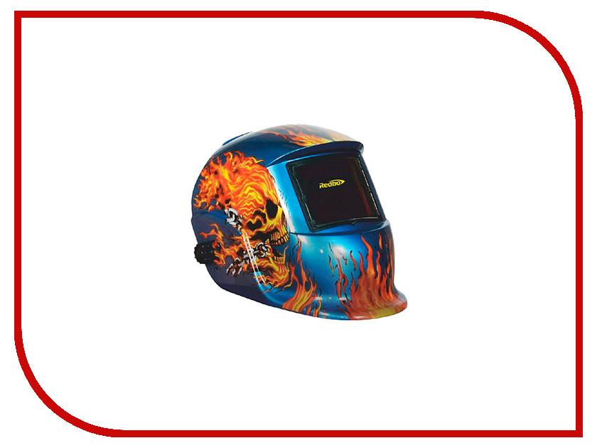 Маска сварщика Redbo RB-6000-23 генератор redbo рт2500 00 00000044