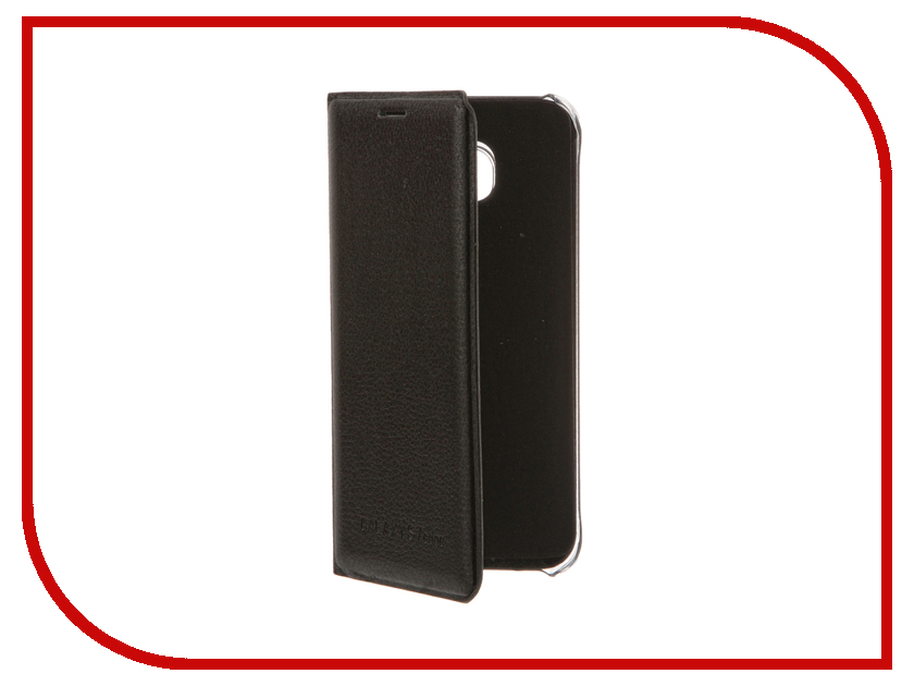 Аксессуар Чехол Samsung Galaxy S7 Edge Apres Flip PU Leather Case Cover Black<br>