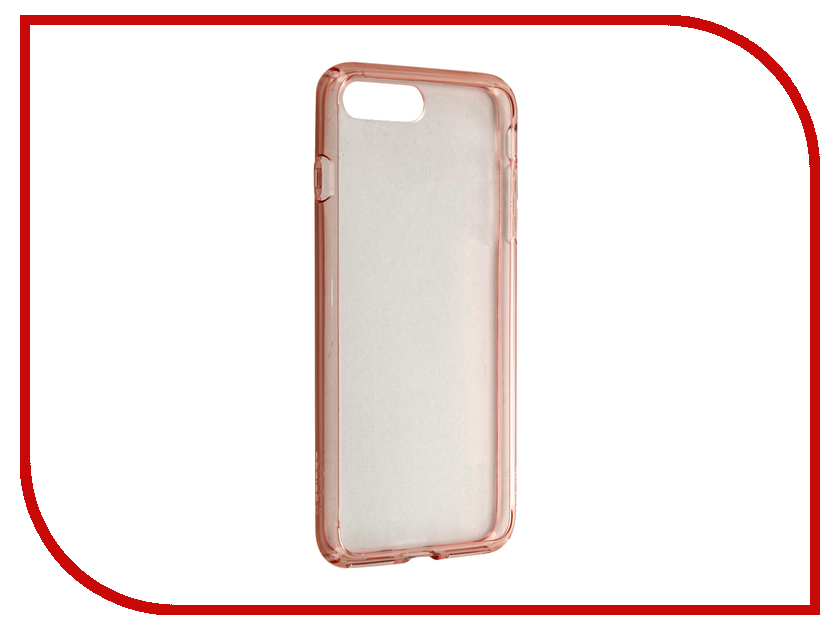 Аксессуар Чехол Spigen SGP Ultra Hybrid для APPLE iPhone 7 Plus Pink Crystal 043CS20549<br>