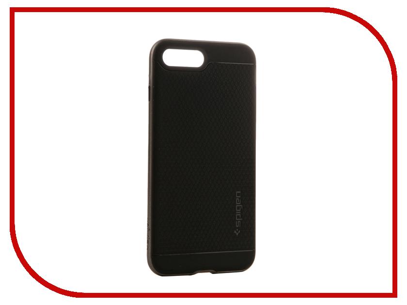 Аксессуар Чехол Spigen SGP Neo Hybrid для APPLE iPhone 7 Plus Steel 043CS20535<br>