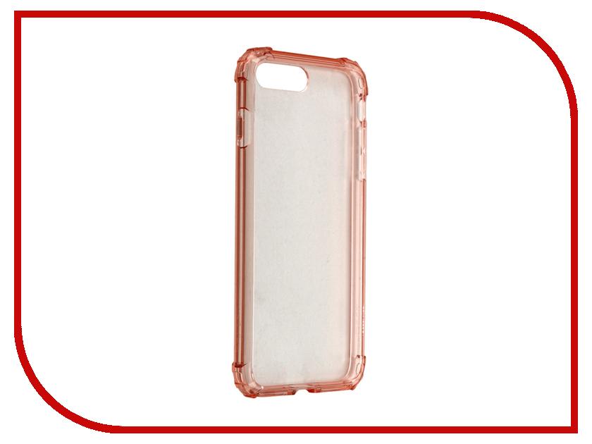 Аксессуар Чехол Spigen SGP Crystal Shell для APPLE iPhone 7 Plus Pink Crystal 043CS20501<br>